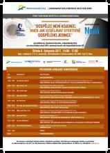Pozvánka konference